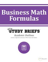 business math business math formulas ebook by little green apples publishing llc rakuten kobo