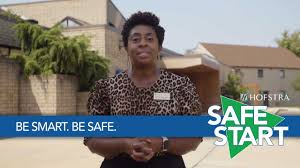 Be Smart. Be Safe. A Message from Katrina Sims - YouTube