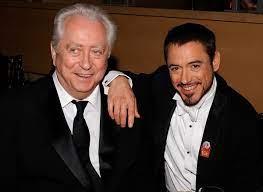 Robert Downey Jr. and Robert Downey Sr ...