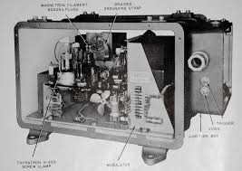 asdic radar and iff systems aboard hmcs haida part 9 of 10 right side view of the sperry mk ii transceiver box image courtesy sperry marine