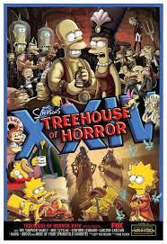 Treehouse Of Horror XXII  YouTubeThe Simpsons Treehouse Of Horror 20