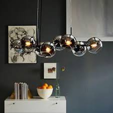 west elm lighting. Staggered Glass Chandelier - 8-Light West Elm Lighting