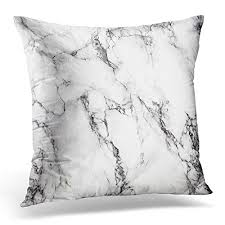Torass Throw Pillow Cover Luxe Marble Tumblr Chic Sophisticated Expensiveonabudget Homefurnishing Decorative Pillow Case Home Decor Square 20x20