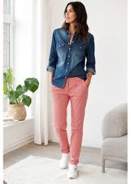 Модные летние <b>брюки для женщин</b> онлайн на bonprix!