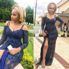 Lace African Dresses Design 2018 Mum Serena Nigerian Lace Dress African Lace Dresses Lace