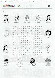 Family members | Worksheet | Rockalingua