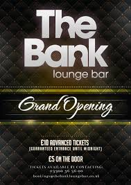 bar grand opening flyer craig barrett grand opening flyer