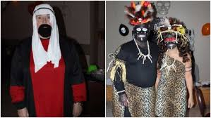 Several People Wore Offensive Halloween Costumes To A Party In Support Of  Special Olympics NL On Saturday In Mount Pearl. (Ishmael N. Daro/BuzzFeed)