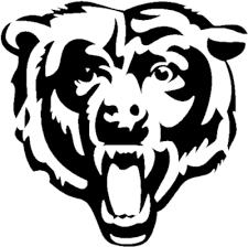 football fan clipart. roaring bear alternate logo football fan clipart a