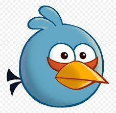 Angry Birds Png Free Download Arts - Blue Transparent Angry Birds,Blue Bird  Png - free transparent png images - pngaaa.com