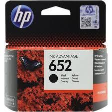 <b>Картридж HP</b> F6V25AE (№<b>652</b>) Черный (Black) — купить, цена и ...