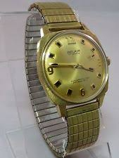 belair watch vintage mens belair watch 17 jewel hand wind movement