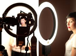 makeup photography lighting ring light 5
