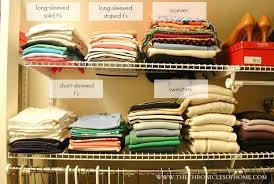budget closet organization