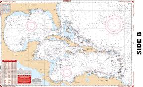 Chart Of Caribbean Islands Caribbean Islands Nautical And Fishing Charts And Maps