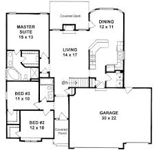 3 bedroom house plans with garage and basement. classy design ideas 3 car garage house plans 6 plan 1424 bedroom with and basement