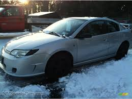 2006 Saturn ION Red Line Quad Coupe in Silver Nickel - 183086 ...