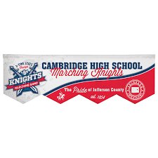 Parade Banner Design Digital Parade Banner 3 X 10 High Quality Cheerleading