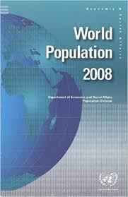 Amazon Com World Population 2008 Wall Chart Population