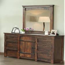 urban rustic furniture. Urban Rustic 6 Drawer 1 Door Dresser Furniture Tables Bedroom Collection