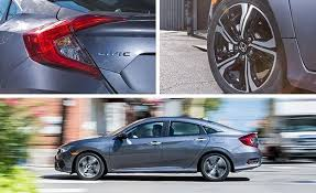 2016 honda civic sedan 1 5l turbo test review car and driver