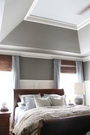 What Color To Paint A Bedroom Best 25 Painted Tray Ceilings Ideas Only On Pinterest Master