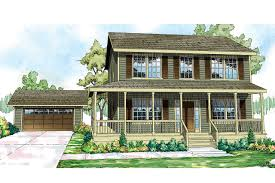 country house plan pine hill 30 791 front elevation