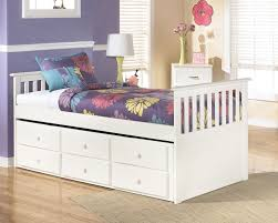 lulu twin captain's trundle bed  the brick