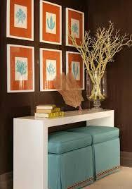 Brown And Orange Bedroom Ideas Simple Decoration