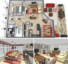 2d interior design. Exellent Interior RoomSketcher Home Design Software Interior Project 3D Floor Plan On 2d