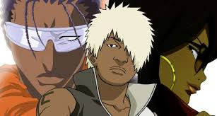 anime characters names male. Unique Anime Black Anime Characters On Names Male C