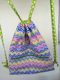 Drawstring Backpack Pattern Gorgeous Free Drawstring Backpack Sewing Pattern