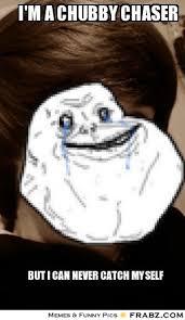 I'm a chubby chaser... - Meme Generator Captionator via Relatably.com