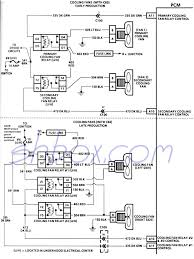 electric fan relay wiring diagram on two sd automatic outstanding