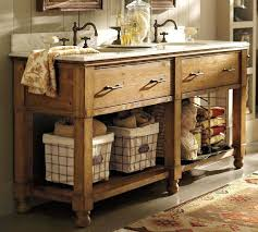 rustic bathroom double vanities. Brilliant Bathroom Rustic Bathroom Sinks And Vanities Alluring Double Sink  Vanity Inch Inside