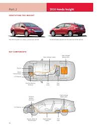 emergency response guide 2010 Honda Insight Fuse Box Diagram part 2 2010 honda insight identifying the insight the 2010 insight is a 4 door, 5 passenger vehicle a hybrid badge appears on the right rear of the Honda Accord Fuse Box Diagram