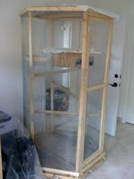 building a bird cage