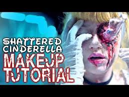 burnt belle beauty and the beast makeup tutorial glam gore disney princess you