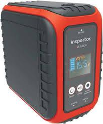Автоаккумулятор, зарядное <b>устройство INSPECTOR AVENGER</b> ...