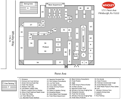 store map pittsburgh  robert wholey company