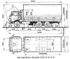 Реферат Организация ТО автомобиля КамАЗ com  Организация ТО 1 автомобиля КамАЗ 53212