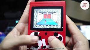 Máy chơi game cầm tay - MÁY GAMESUP 400 IN 1