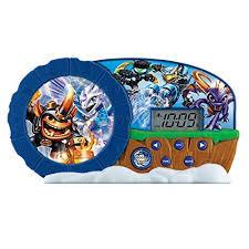 Skylanders Night Glow Character Alarm Clock, SK 346 EKids Https://www