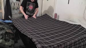 Custom Headliner Fabric Patterns