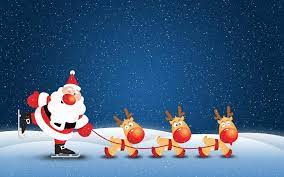 Desktop Wallpaper Christmas Animated ...