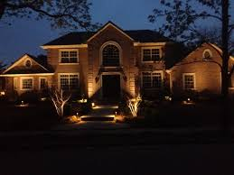 beautiful outdoor lighting. Beautiful Outdoor Lighting In Roslyn Heights.