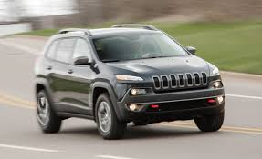 2016 Jeep Cherokee | Review | Car and Driver