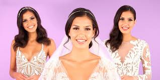 you ll want to wear all 3 of these bridal makeup looks on your big day