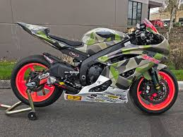 sold 2015 yamaha r6 motoamerica spec track bike edr performance