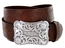 xanthe women s western belt buckle belt 1 1 2 wide